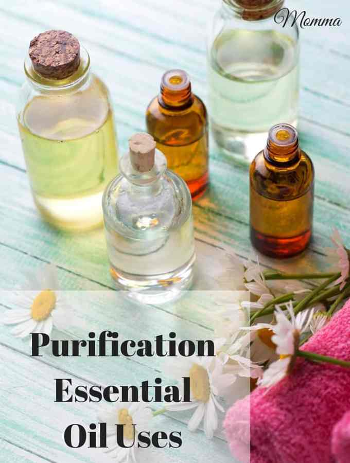 Purification Essential Oil Uses