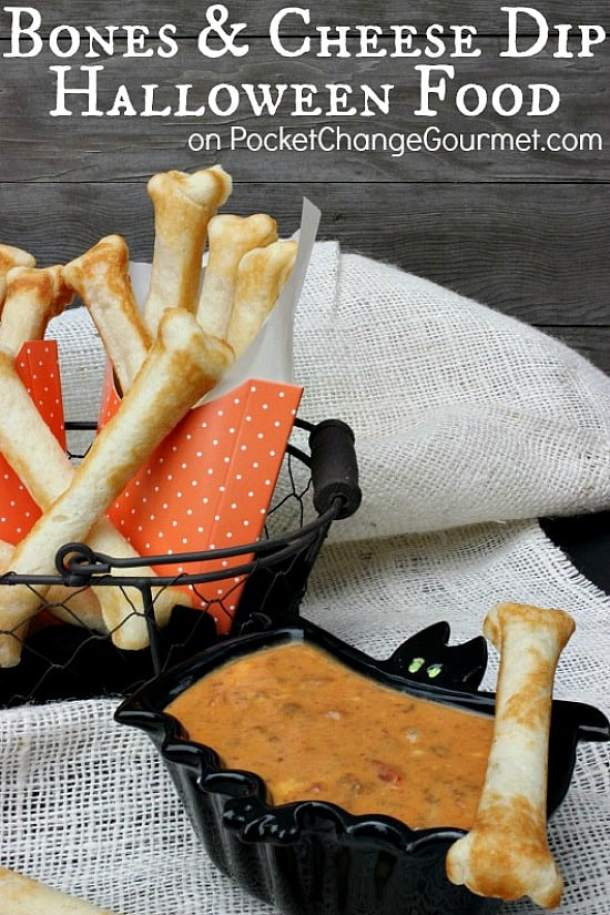 Bones and Cheese Dip