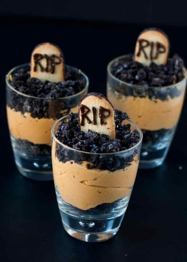 Pumpkin Dirt Pudding
