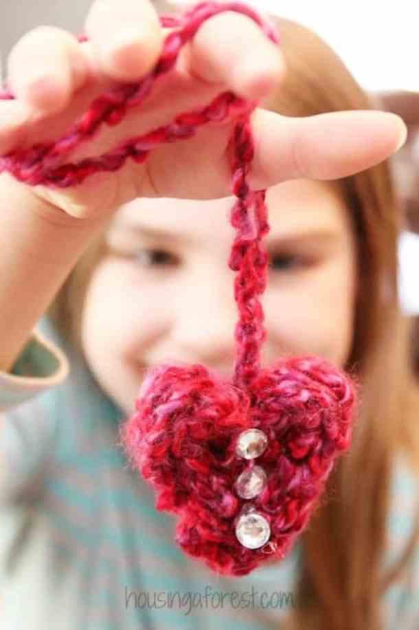 20 Valentines Day Kids Crafts