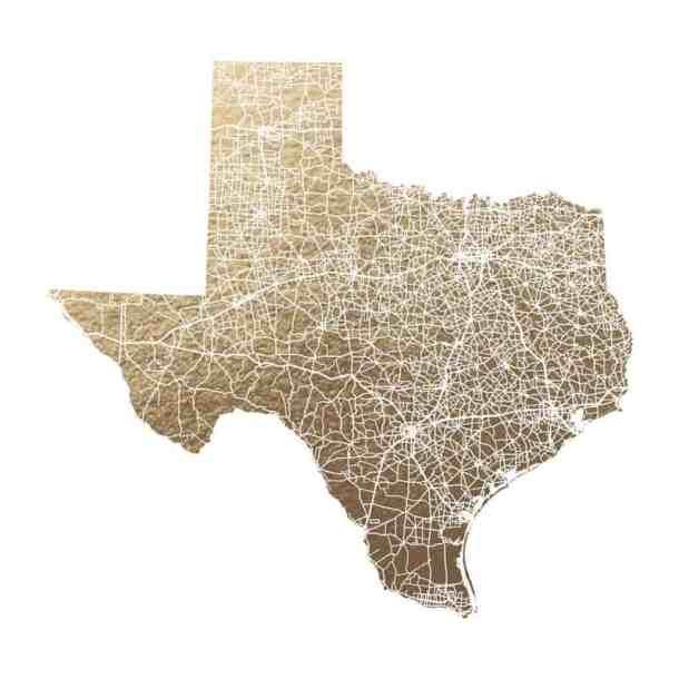 Texas Wall Decor