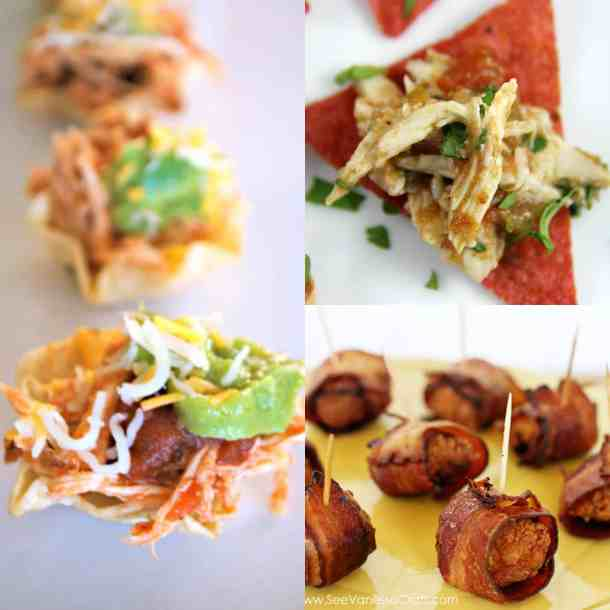 Chicken Appetizer Recipes