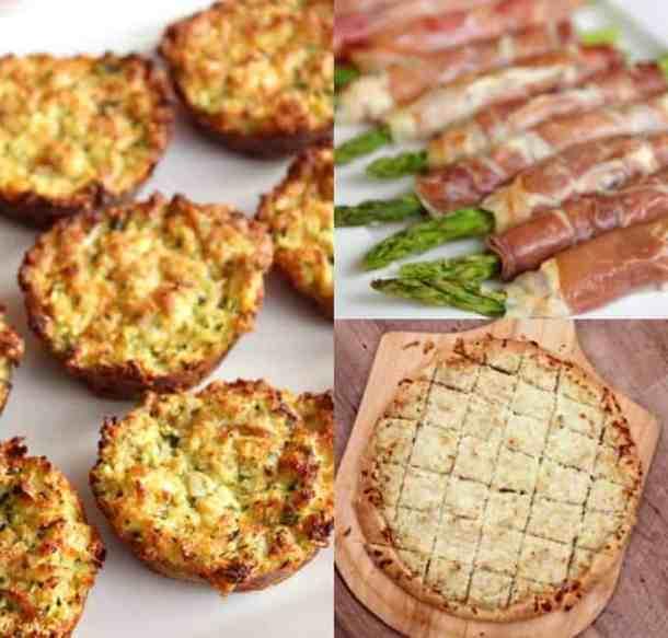 Veggie Appetizer Recipes