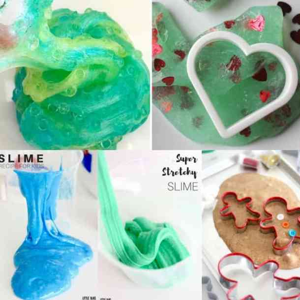 101 Outstanding Homemade Slime Recipes
