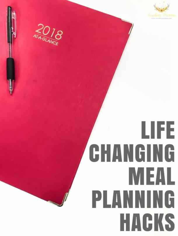 Life Changing Meal Planning Hacks