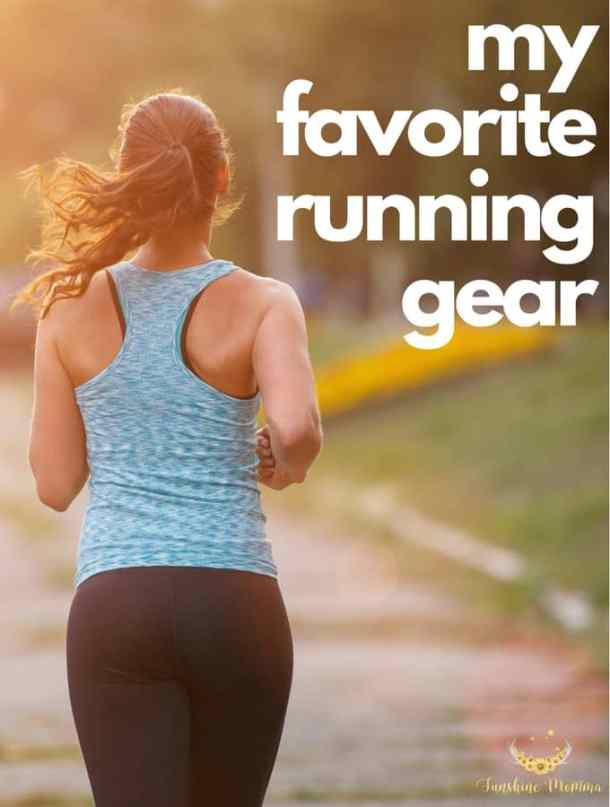 My favorite running gear