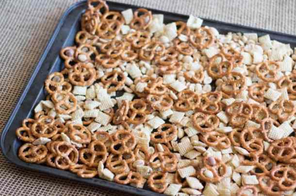 Harvest Hash Snack Mix Recipe
