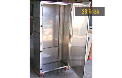 Stainless Steel Enclosures | Sun Shine Technical Industries FZE
