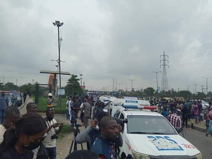Yoruba Nation Rally: One shot dead in Lagos