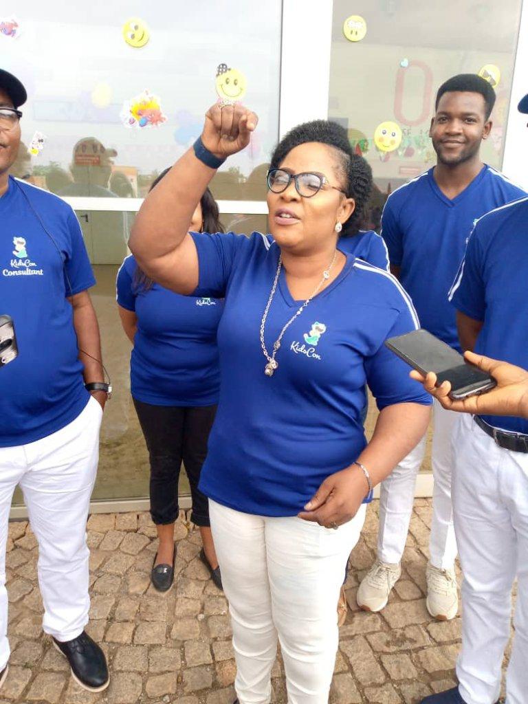 Ondo: KIDSCON Foundation celebrates 1,000 Pupils, unveils Hon Tunji-ojo as Ambassador, Biyi Poroye as Consultant