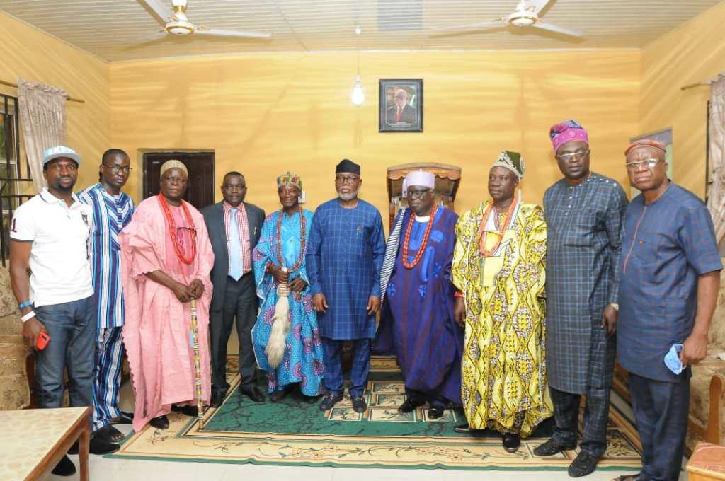 Jos massacre: Most of you were born in Ondo state —Akeredolu consoles bereaved Akoko, Hausa communities