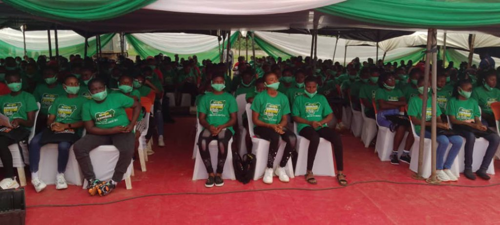 My BEMORE Girls will become BREED without GREED —Ondo First Lady