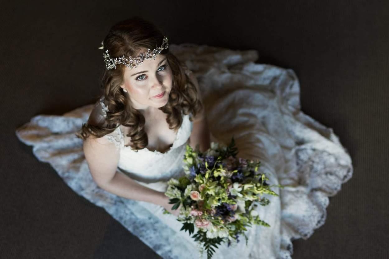 bride stoneridge estate