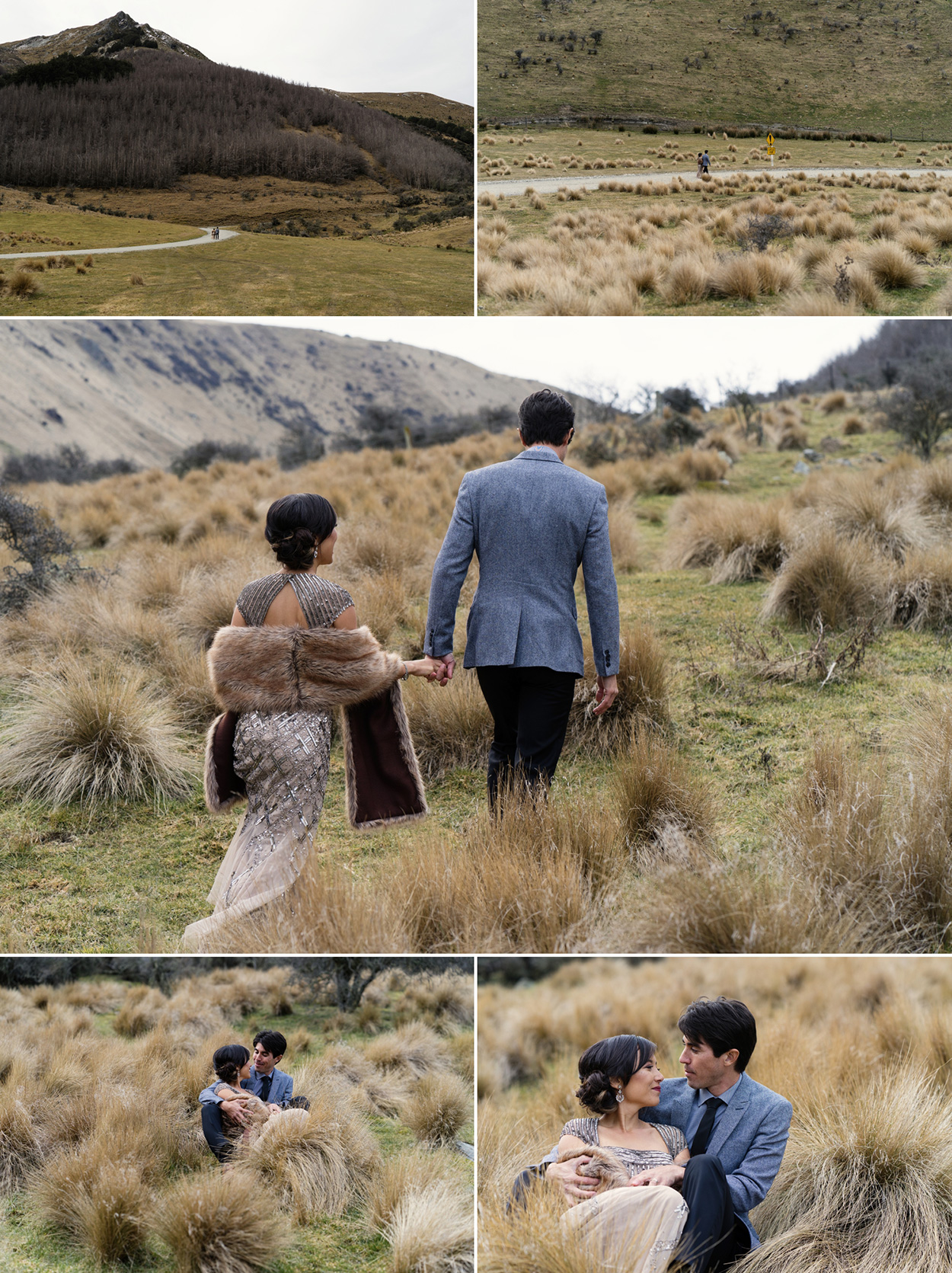 moke lake wedding queenstown video