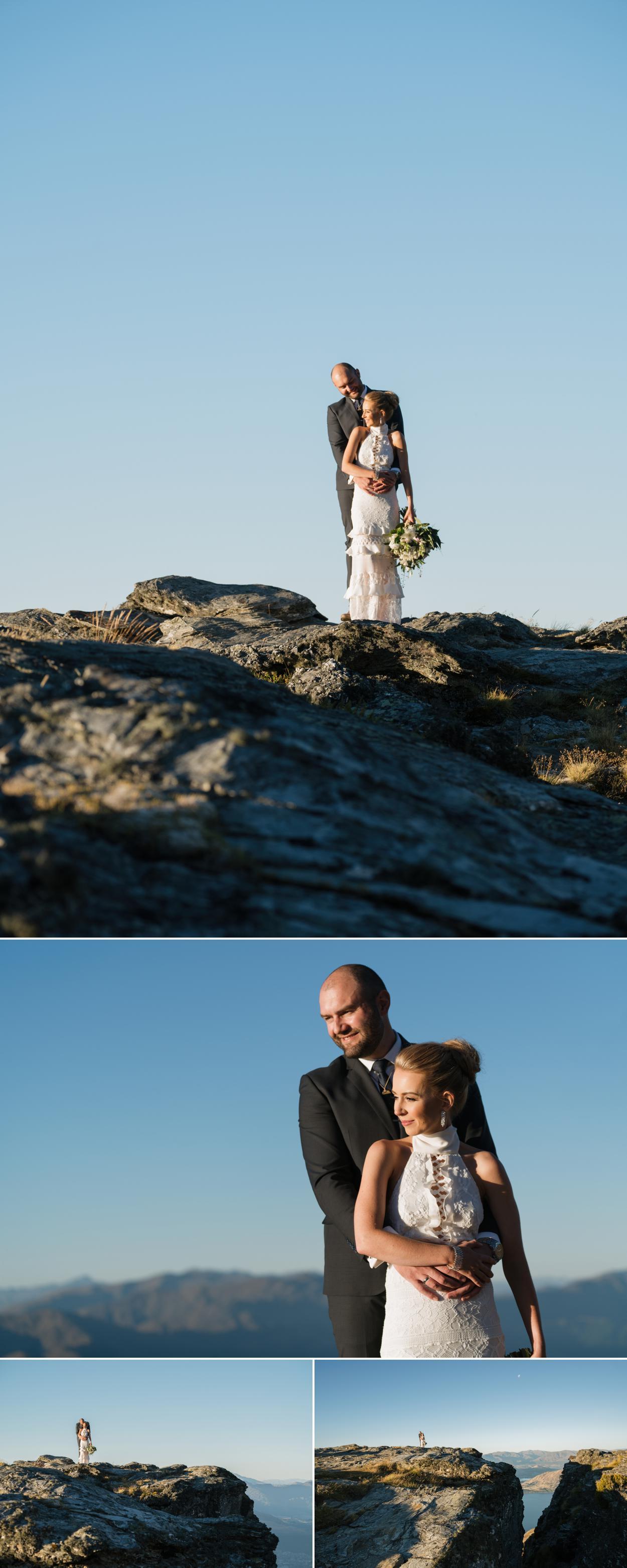 elopement mountain weddings Queenstown