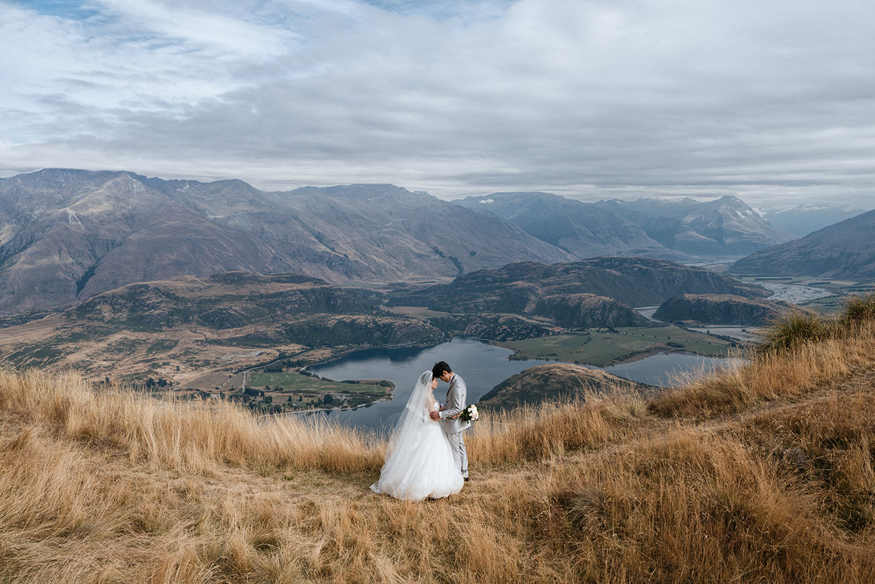lake wanaka coromandel peak photo shoot