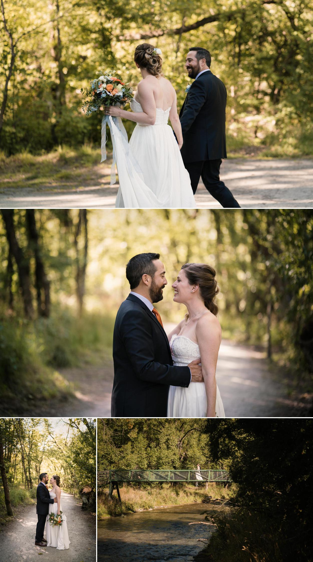 Arrowtown wedding photographer and video