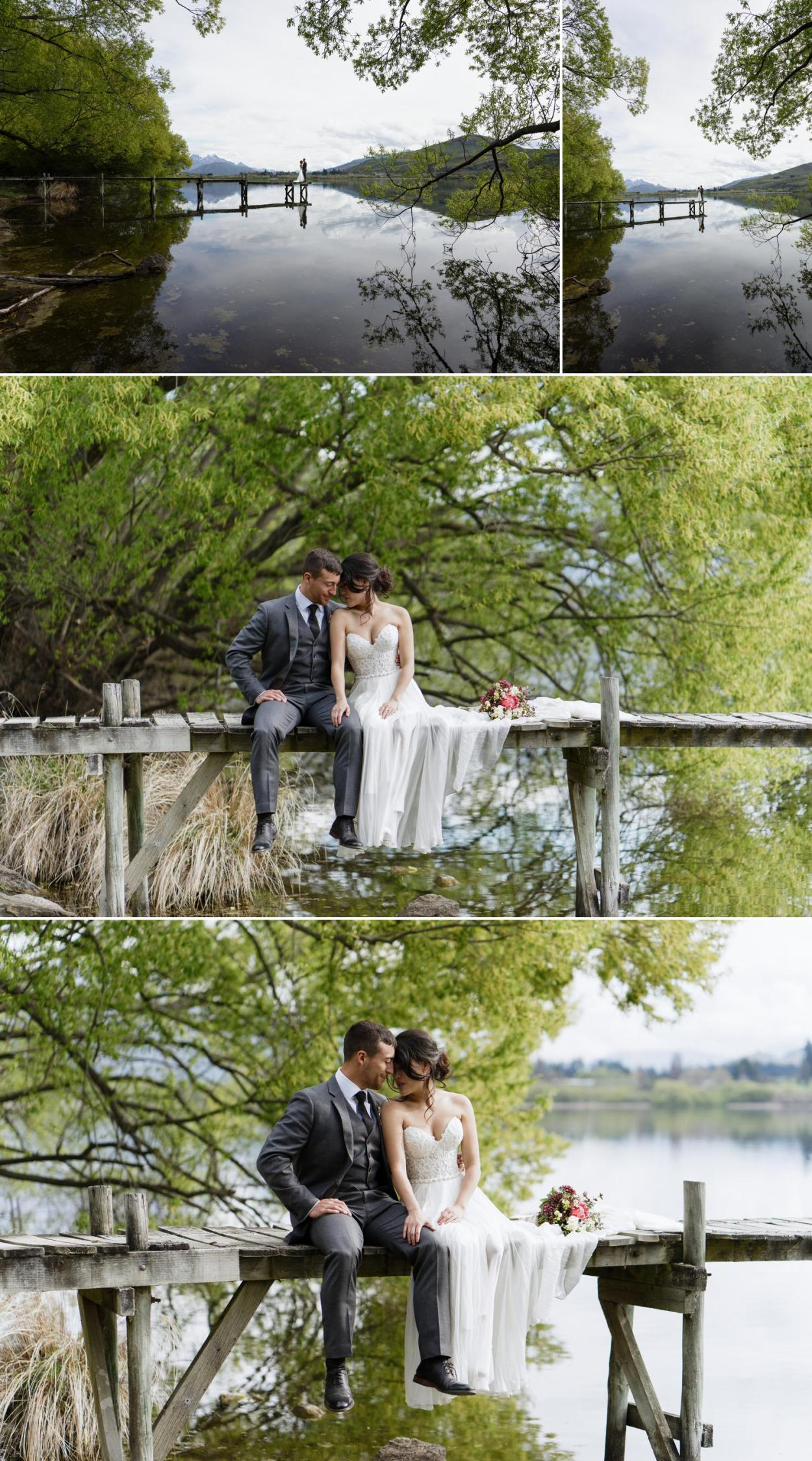 wedding Lake Hayes Queenstown