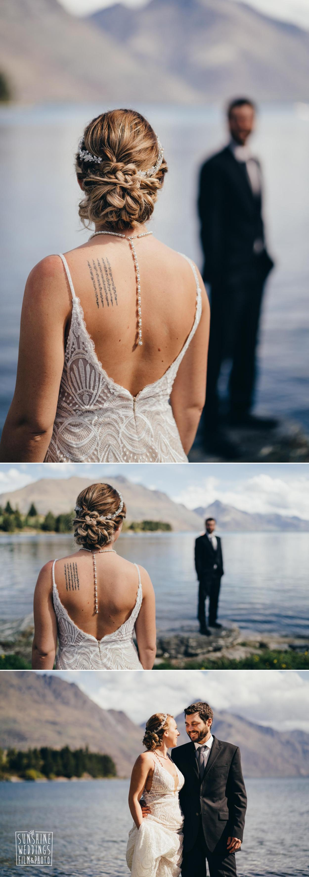 Queenstown lake wedding planner