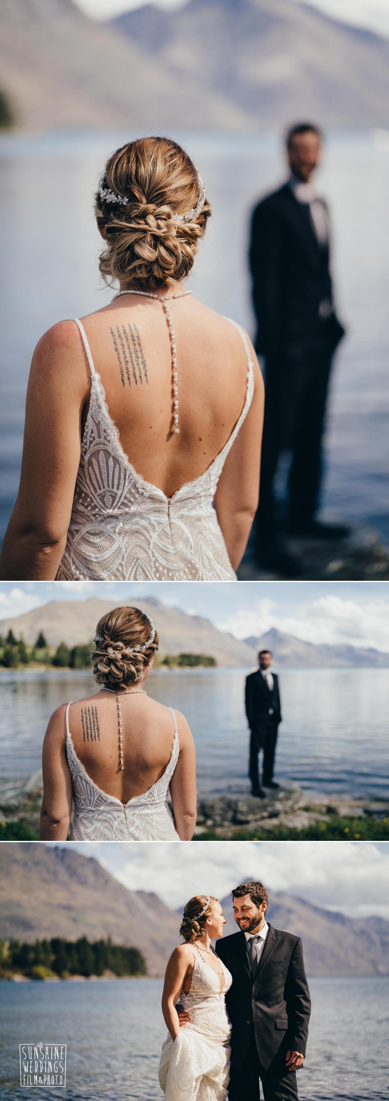 Queenstown lake wedding planner