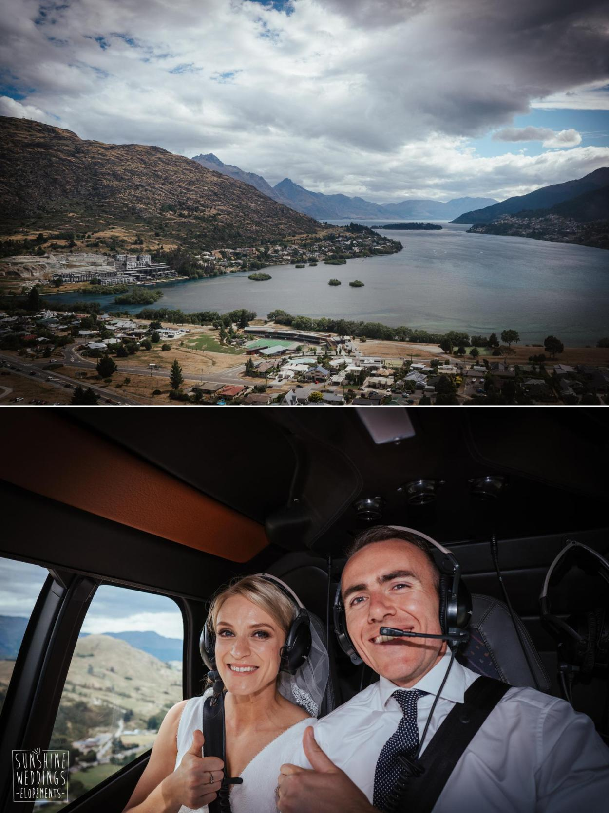 Heliworks wedding