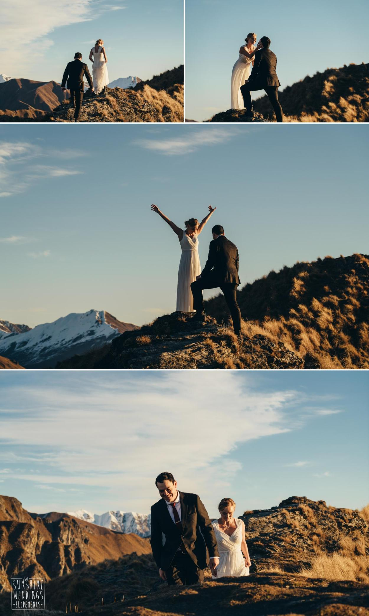 Lake Wanaka wedding planner