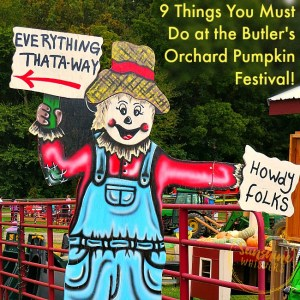 9 Things You Must Do at the Butler's Orchard Pumpkin Festival
