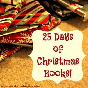 25 Days of Christmas Books!