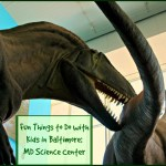Fun Things to Do With Kids in Baltimore: Maryland Science Center