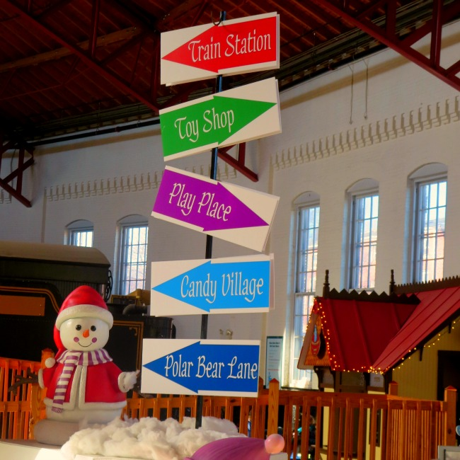 ultimate guide to family friendly Christmas fun in the Baltimore Area