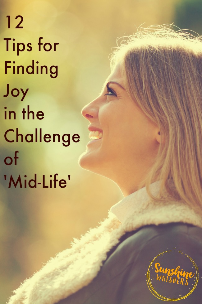 finding joy in mid-life