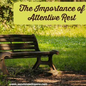 attentive rest 4 3