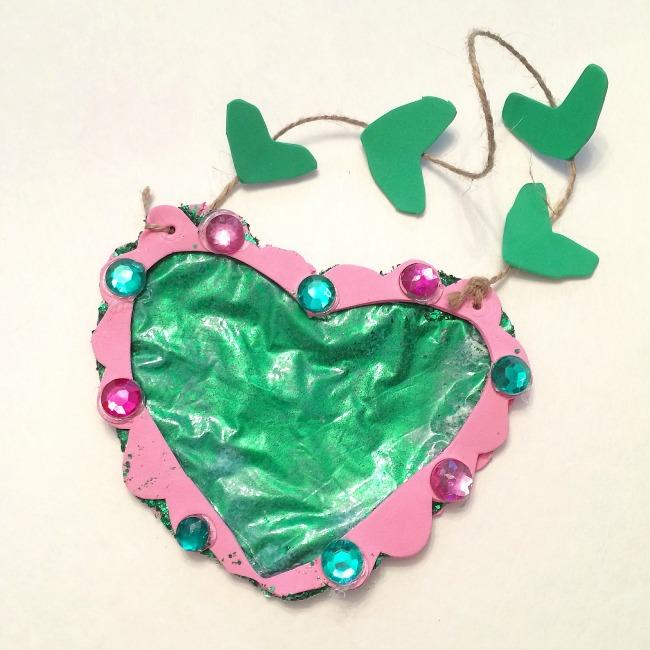 Kid-Made Christmas Ornament