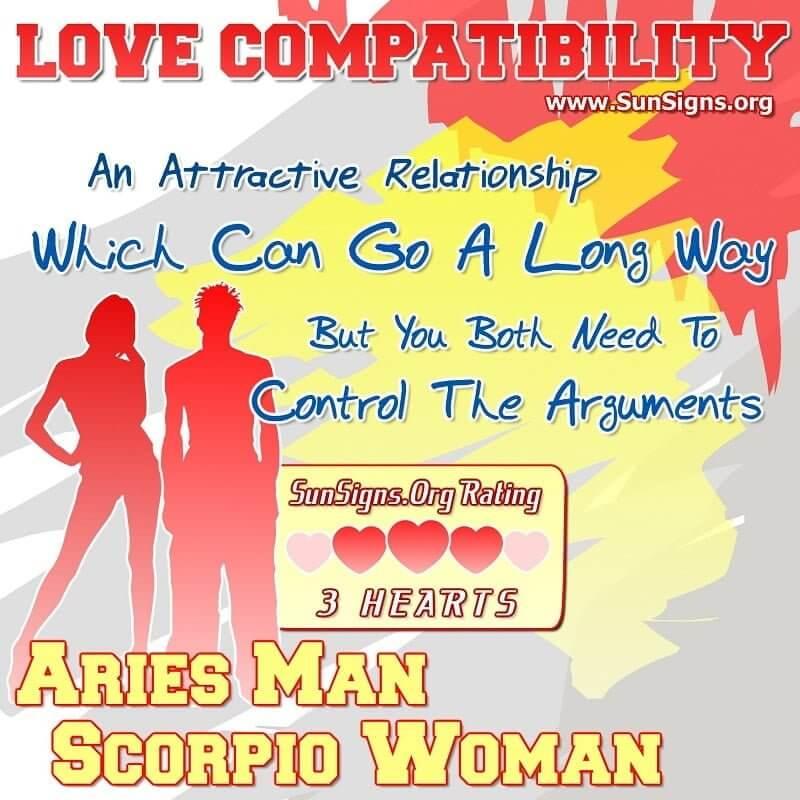 Woman Aries Woman Friendship Scorpio And