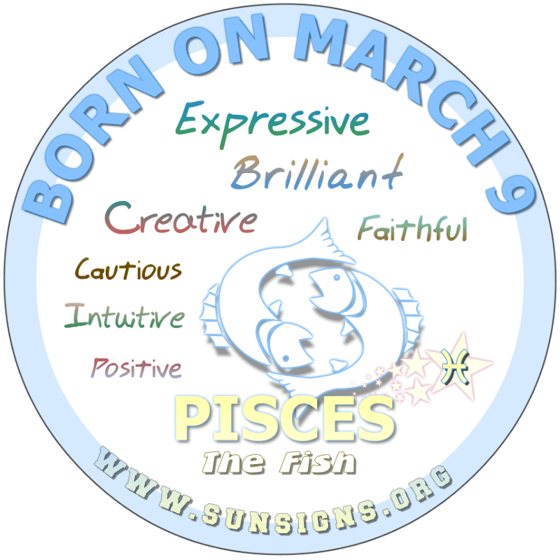 March Birthday Horoscope Astrology In Pictures Sunsigns Org