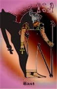 People born under the sign of Bastet are searching for peace and balance in their lives.