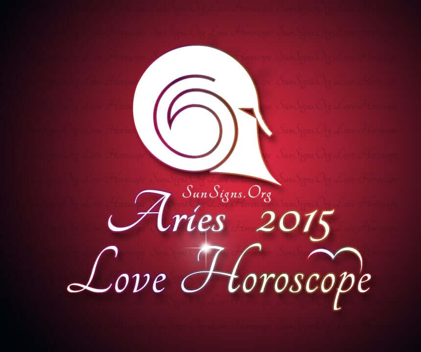 Aries Love Horoscope 2015 predicts that this year promises to be encouraging for Aries born individuals in matters of love and relationships.
