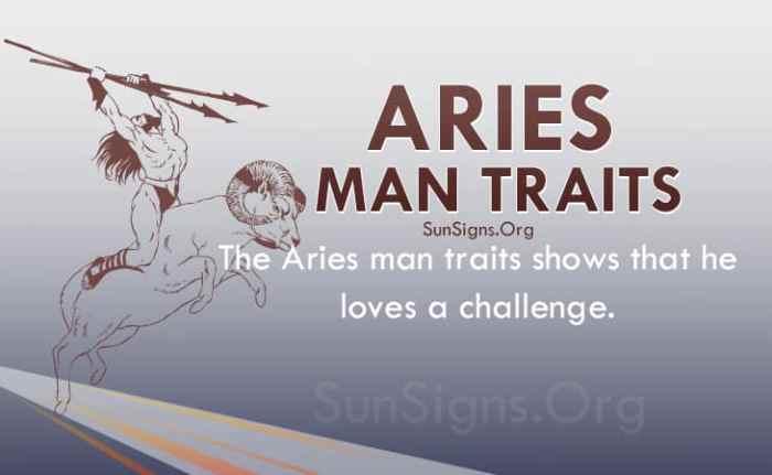 Aries Man Personality Traits & Characteristics | SunSigns.Org
