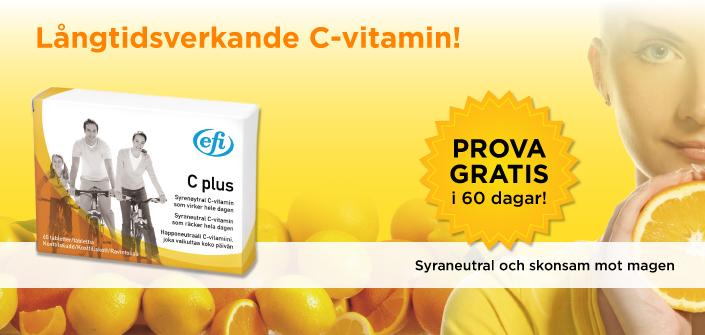 c vitaminrika grönsaker