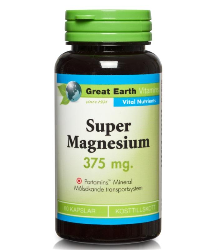 vilka magnesiumtabletter är bäst