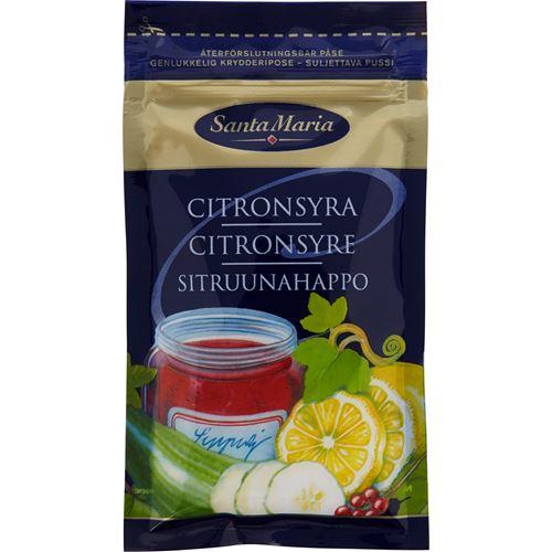 var köper man citronsyra