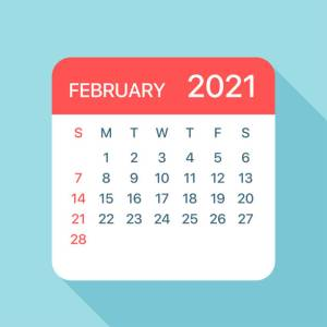 Februari 2021