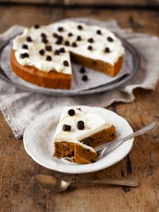 Licorice Cake