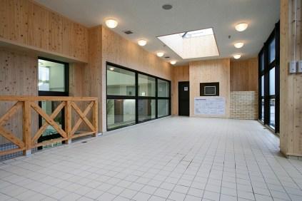 低温サウナ兼ホットヨガスタジオ
