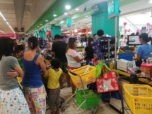 """""""Sapat Ang Supply Ng Mga Bilihin!"""" - DTI 2"""