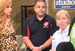 Studio 10 Discusses New Florida Car Seat Law With Sunstar January 5th 2015