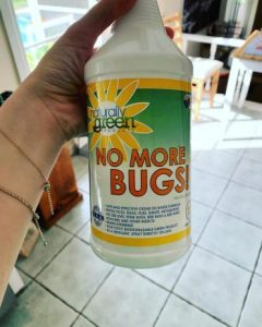 Keep mosquitoes off