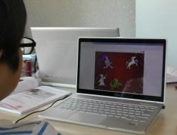 香川県高松市こどもITプログラミングものづくり教室サンステップに通学4回目でおどろきのこの成果!20170528_800x600