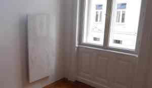 Marmorheizung in einer Wohnung