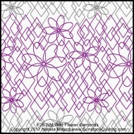 E2E NM Wild flower diamonds (400x400)